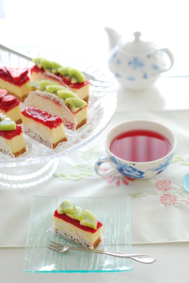 porsiyonluk cheesecake
